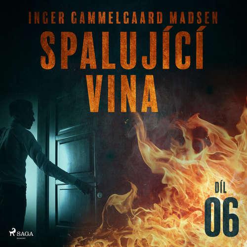 Audiokniha Spalující vina - Díl 6 - Inger Gammelgaard Madsen - Libor Terš
