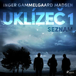 Audiokniha Uklízeč 1: Seznam - Inger Gammelgaard Madsen - Libor Terš