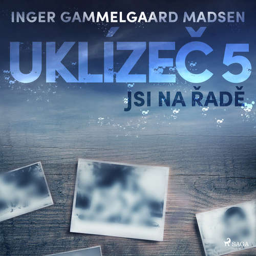 Audiokniha Uklízeč 5: Jsi na řadě - Inger Gammelgaard Madsen - Libor Terš