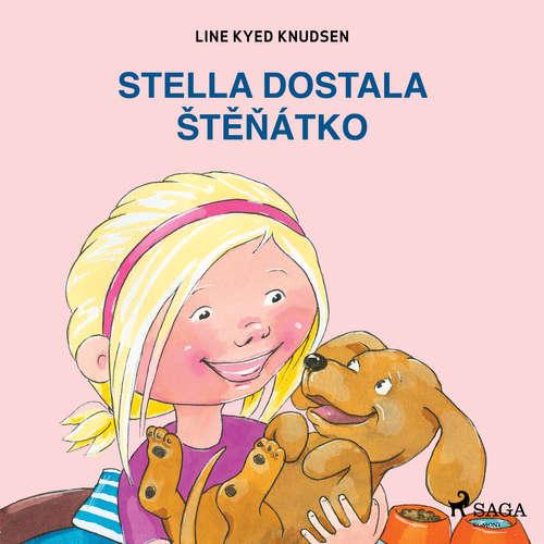 Audiokniha Stella dostala štěňátko - Line Kyed Knudsen - Klára Sochorová