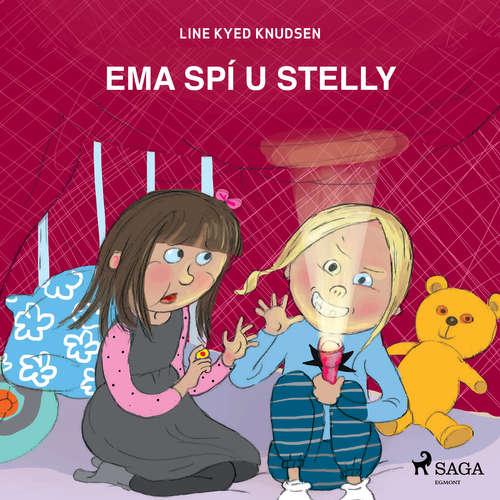 Audiokniha Ema spí u Stelly - Line Kyed Knudsen - Klára Sochorová