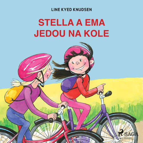 Audiokniha Stella a Ema jedou na kole - Line Kyed Knudsen - Klára Sochorová