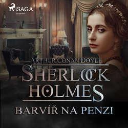 Audiokniha Barvíř na penzi - Arthur Conan Doyle - Václav Knop