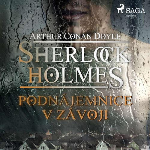 Audiokniha Podnájemnice v závoji - Arthur Conan Doyle - Václav Knop