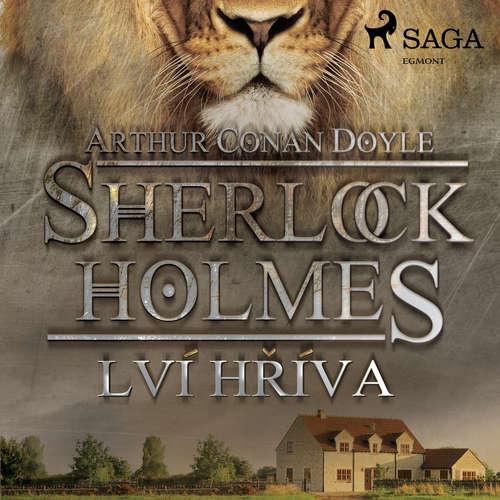 Audiokniha Lví hříva - Arthur Conan Doyle - Václav Knop