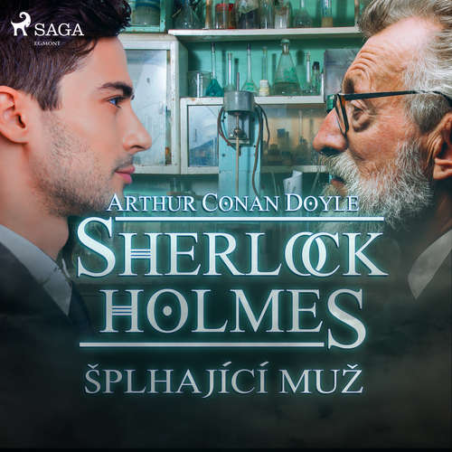 Audiokniha Šplhající muž - Arthur Conan Doyle - Václav Knop