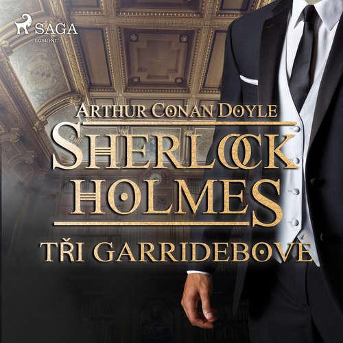 Audiokniha Tři Garridebové - Arthur Conan Doyle - Václav Knop