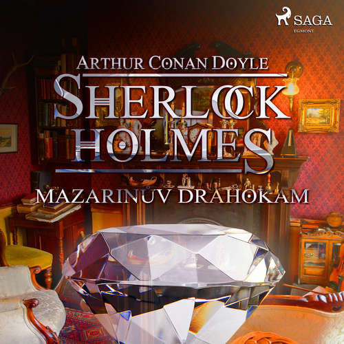 Audiokniha Mazarinův drahokam - Arthur Conan Doyle - Václav Knop