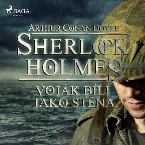 Audiokniha Vojak bílý jako stěna - Arthur Conan Doyle - Václav Knop