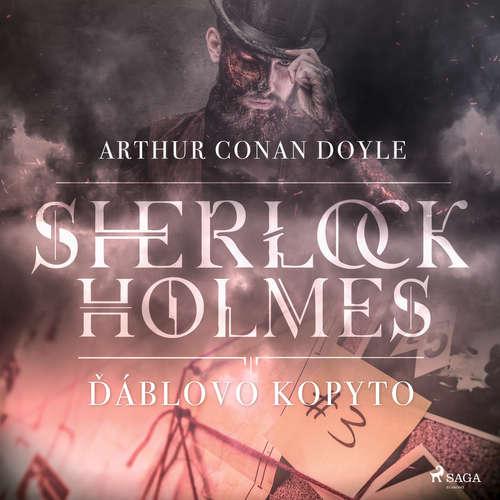 Audiokniha Ďáblovo kopyto - Arthur Conan Doyle - Václav Knop