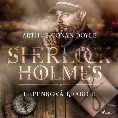 Audiokniha Lepenková krabice - Arthur Conan Doyle - Václav Knop