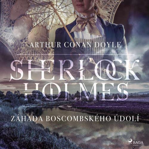 Audiokniha Záhada Boscombského údolí - Arthur Conan Doyle - Václav Knop