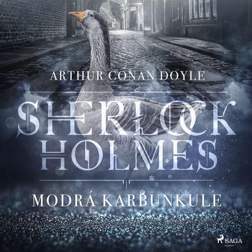 Audiokniha Modrá karbunkule - Arthur Conan Doyle - Václav Knop