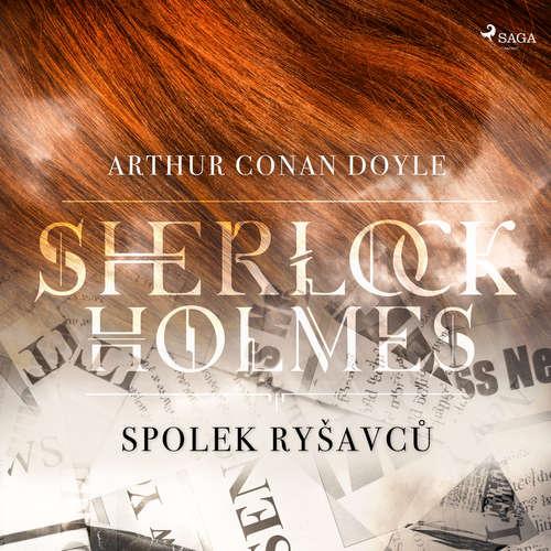 Audiokniha Spolek ryšavců - Arthur Conan Doyle - Václav Knop