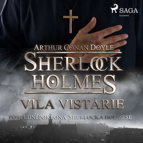 Audiokniha Vila Vistárie - Arthur Conan Doyle - Václav Knop