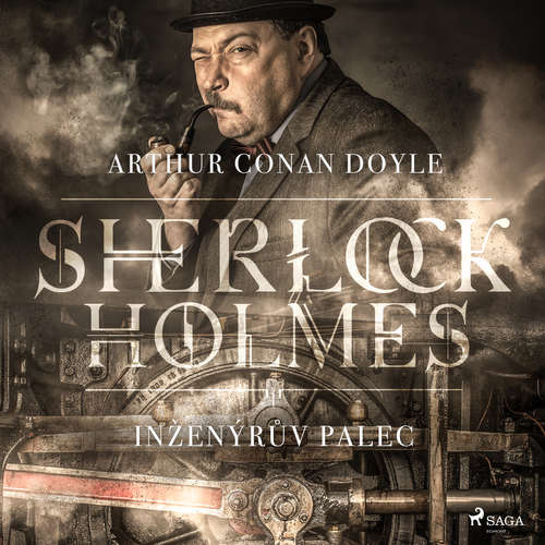 Audiokniha Inženýrův palec - Arthur Conan Doyle - Václav Knop
