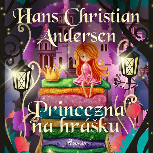 Audiokniha Princezna na hrášku - H.c. Andersen - Václav Knop