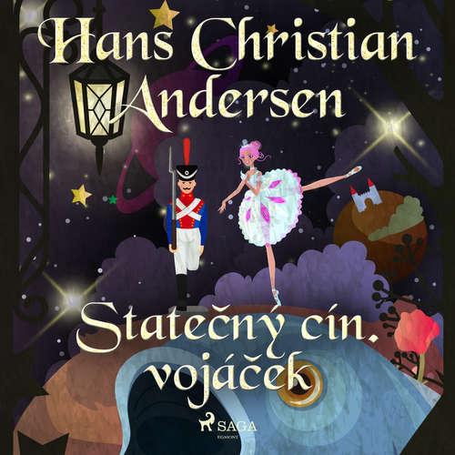 Audiokniha Statečný cín. vojáček - H.c. Andersen - Václav Knop