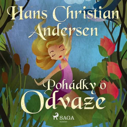 Audiokniha Pohádky o odvaze - H.c. Andersen - Václav Knop