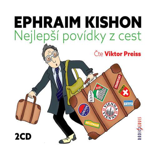 Audiokniha Nejlepší povídky z cest - Ephraim Kishon - Viktor Preiss