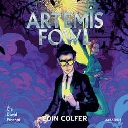Audiokniha Artemis Fowl - Eoin Colfer - David Prachař