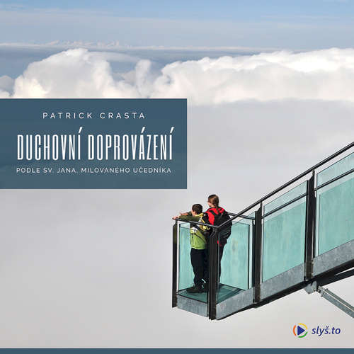 Audiokniha Duchovní doprovázení - Patrick Crasta - Igor Dostálek