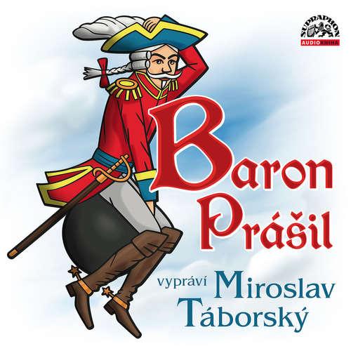 Audiokniha Baron Prášil - Adolf Wenig - Miroslav Táborský