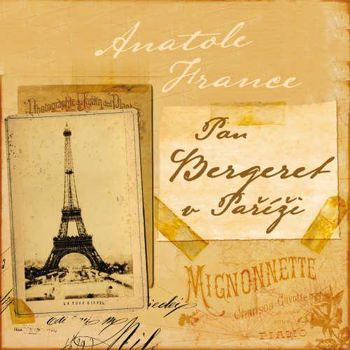 Audiokniha Pan Bergeret v Paříži - Anatole France - Josef Velda