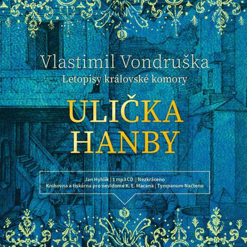 Audiokniha Ulička hanby - Vlastimil Vondruška - Jan Hyhlík