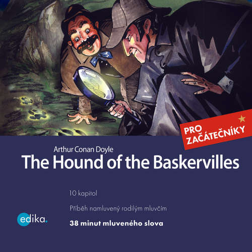 Audiobook The Hound of the Baskervilles (EN) - Arthur Conan Doyle - Charles du Parc