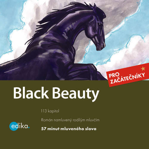 Audiobook Black Beauty (EN) - Anna Sewellová - Theodore Christopher Vasilis