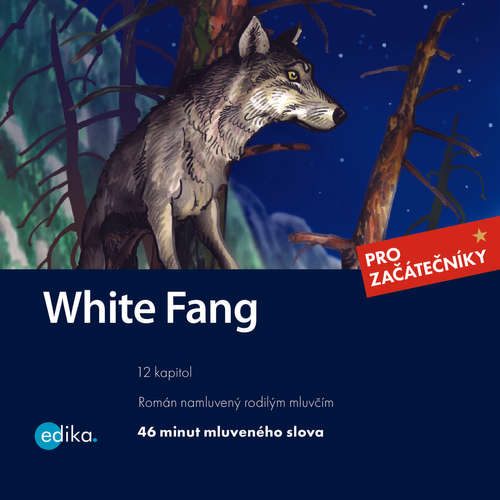 Audiobook White Fang (EN) - Jack London - Phil Watson