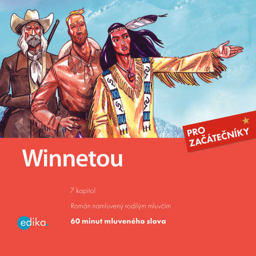 Hoerbuch Winnetou (DE) - Karel May - Matthias Heitmann
