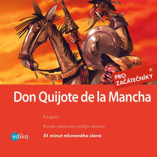 Audiolibro Don Quijote de la Mancha (ES) - Miguel de Cervantes - Carlos Madrid Corzo