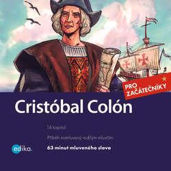 Audiolibro Cristóbal Colón (ES) - Eliška Madrid Jirásková - Carlos Madrid Corzo