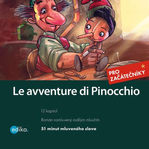 Audio libro Le avventure di Pinocchio (IT) - Carlo Collodi - Michele Sirtori