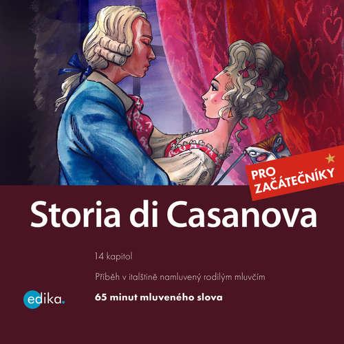 Audio libro Storia di Casanova (IT) - Valeria De Tommaso - Salvatore Marchese