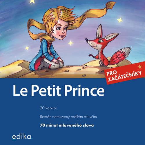 Livre audio Le Petit Prince (FR) - Antoine de Saint-Exupéry - Nicolas Damoiseau