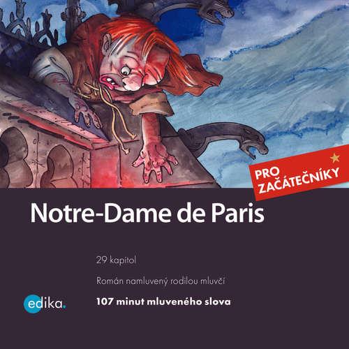 Livre audio Notre-Dame de Paris (FR) - Victor Hugo - Sophie Lefèvre