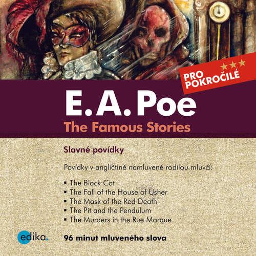Audiobook Edgar Allan Poe - Famous Stories (EN) - Edgar Allan Poe - Ailsa Randall