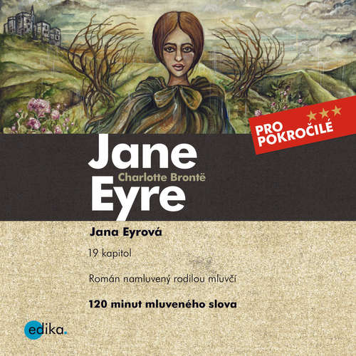 Audiobook Jane Eyre (EN) - Charlotte Brontëová - Ailsa Randall