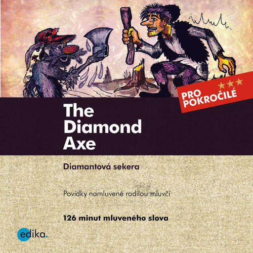 Audiobook The Diamond Axe (EN) - Jaroslav Tichý - Phil Watson
