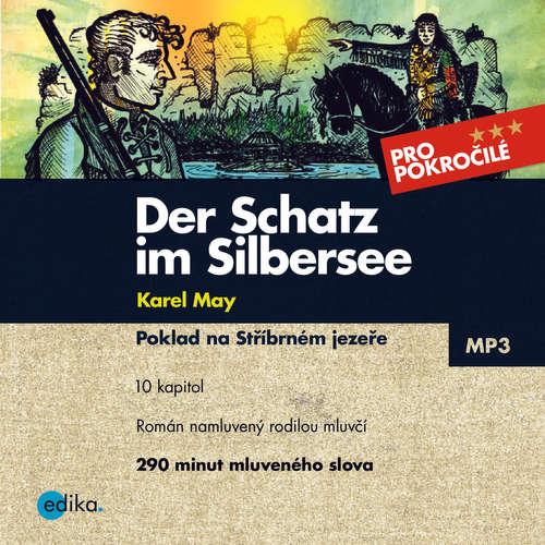 Hoerbuch Der Schatz im Silbersee (DE) - Karel May - Kristin Kieren