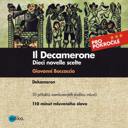 Audio libro Il Decamerone (IT) - Giovanni Boccaccio - Giorgina Cantalini