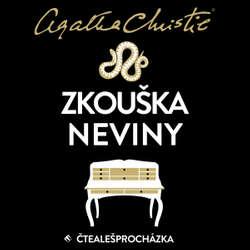Audiokniha Zkouška neviny - Agatha Christie - Aleš Procházka