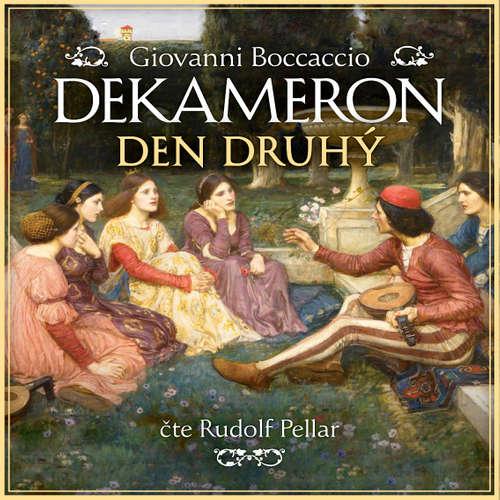 Audiokniha Dekameron - Den druhý - Giovanni Boccaccio - Rudolf Pellar