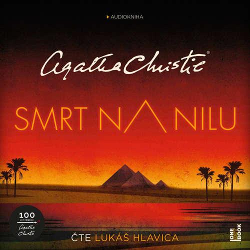 Audiokniha Smrt na Nilu - Agatha Christie - Lukáš Hlavica