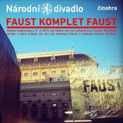 Audiokniha Faust (komplet Faust) - Johann Wolfgang von Goethe - Jakub Albrecht