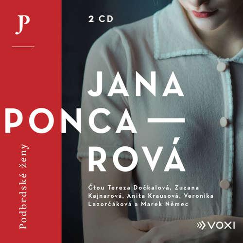 Audiokniha Podbrdské ženy - Jana Poncarová - Tereza Dočkalová