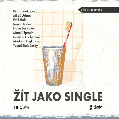 Audiokniha Žít jako single - Petra Soukupová - Jana Stryková